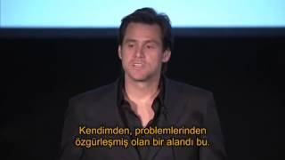 Jim Carrey ve Meditasyon