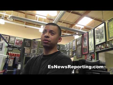 floyd mayweather vs danny garcia great fight - EsNews Boxing Image 1