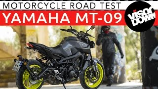 Yamaha MT-09 Review Road Test | Visordown Motorcycle Reviews