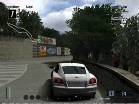Gran Turismo 4 on PC - pcsx2 0.9.5 svn - Full Speed