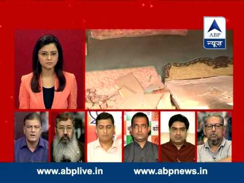 ABP News debate: Is Congress playing politics on Pakistan's ceasefire violation?