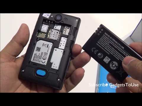 Nokia Asha 503 Hands on Review. Features. Camera and Overview HD