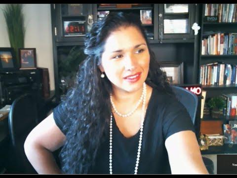 Live YouTube with Evangelist Anita Fuentes Breaking News Saudi Arabia & Nukes!