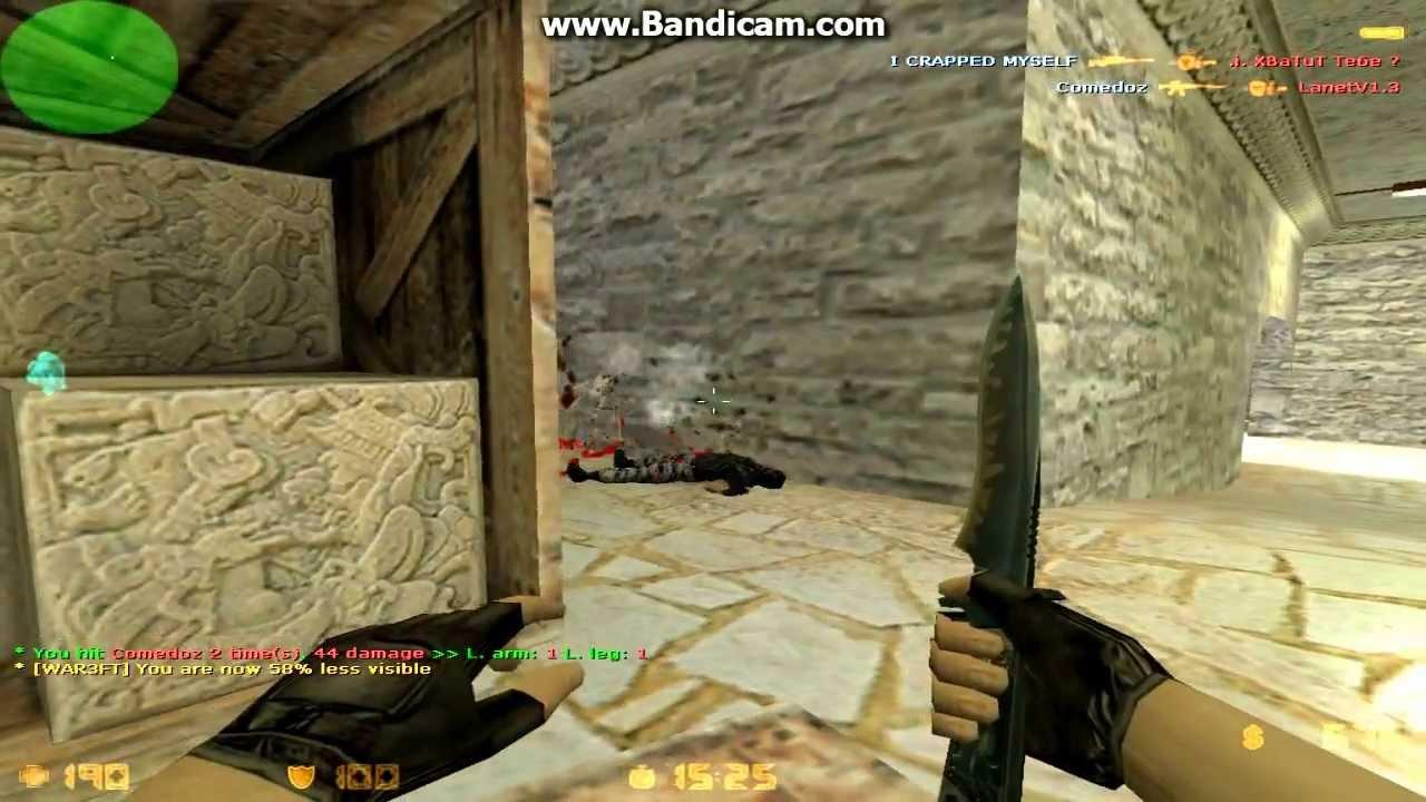 War3mod описание скаута