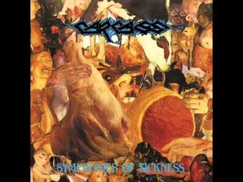 Carcass - Ruptured In Purulence