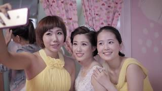 【P&S WEDDING】01早妝篇