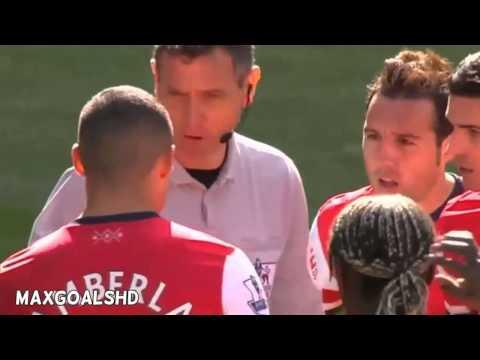 Chelsea vs Arsenal 6 0 Highlights 22  03  2014