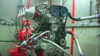 Classic Ford's 250 bhp 2-litre Zetec on the dyno