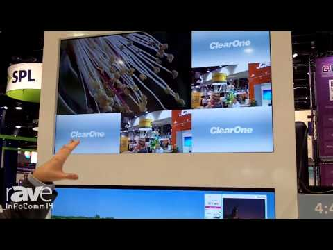InfoComm 2014: ClearOne Shows VIEW Pro Encoder and Decoder