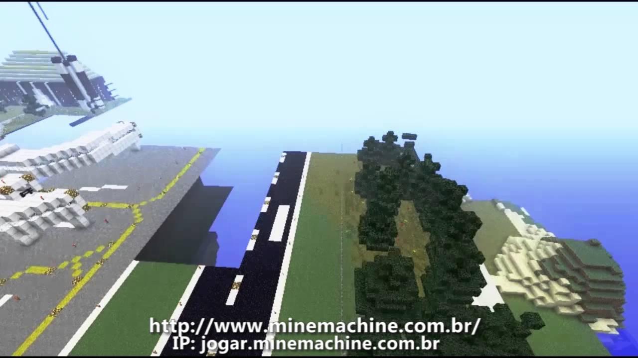 Machine Minecraft Server