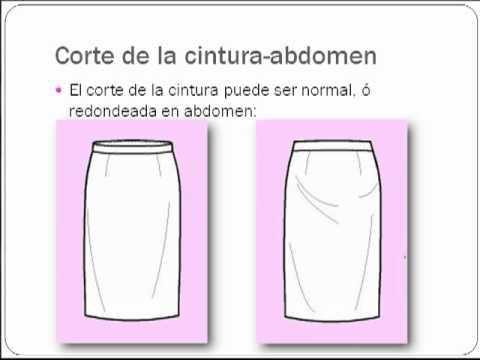 Faldas a la medida en http://Patronesderopa1.com