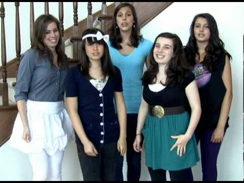 eenie Meenie love Me, By Justin Bieber - Mashup By Cimorelli! video