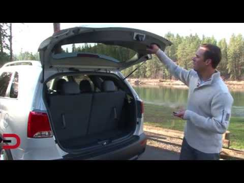 2013 Kia Sorento DETAILED Review on Everyman Driver