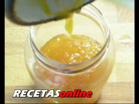Mermelada de naranja - Receta de cocina RECETASonline