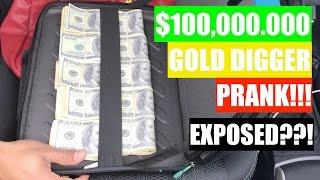 NEW Gold Digger Prank 2017 | Part 37 Gold Digger EXPOSED? | UDY PRANKS