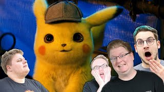 React: POKEMON Detective Pikachu Trailer (2019)