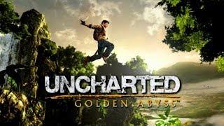 Uncharted Golden Abyss Прохождение часть 1 на русском [HD 1080p] (PS Vita)