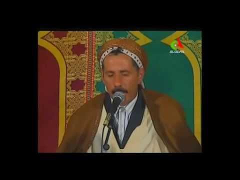 Chant bédouin de l'ouest Algérien - gasba oran - Hadj Gacem