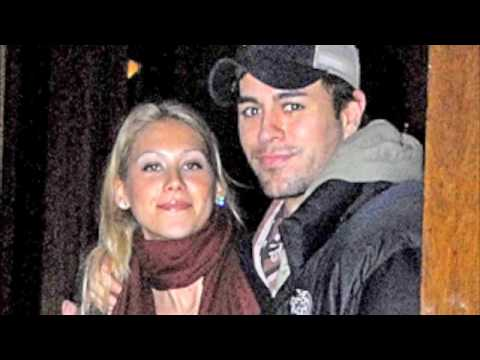 Enrique Iglesias and Anna Kournikova Video