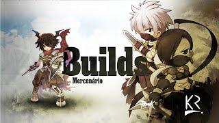 [RO] - iRO RE: Start - Mercenário - Tipos de build !