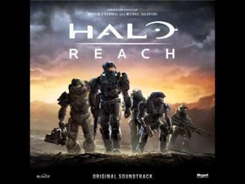 Halo Reach ost Lone Wolf