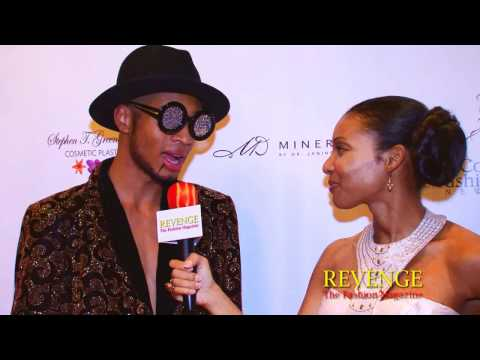 Raxann Interviews Stevie Boi, Designer & Stylist