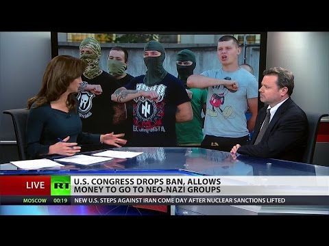 US budget tacitly allows aid to Neo-Nazi in Ukraine