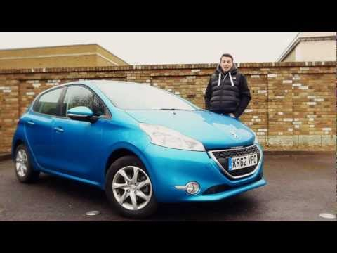New Peugeot 208 review and road test 2013