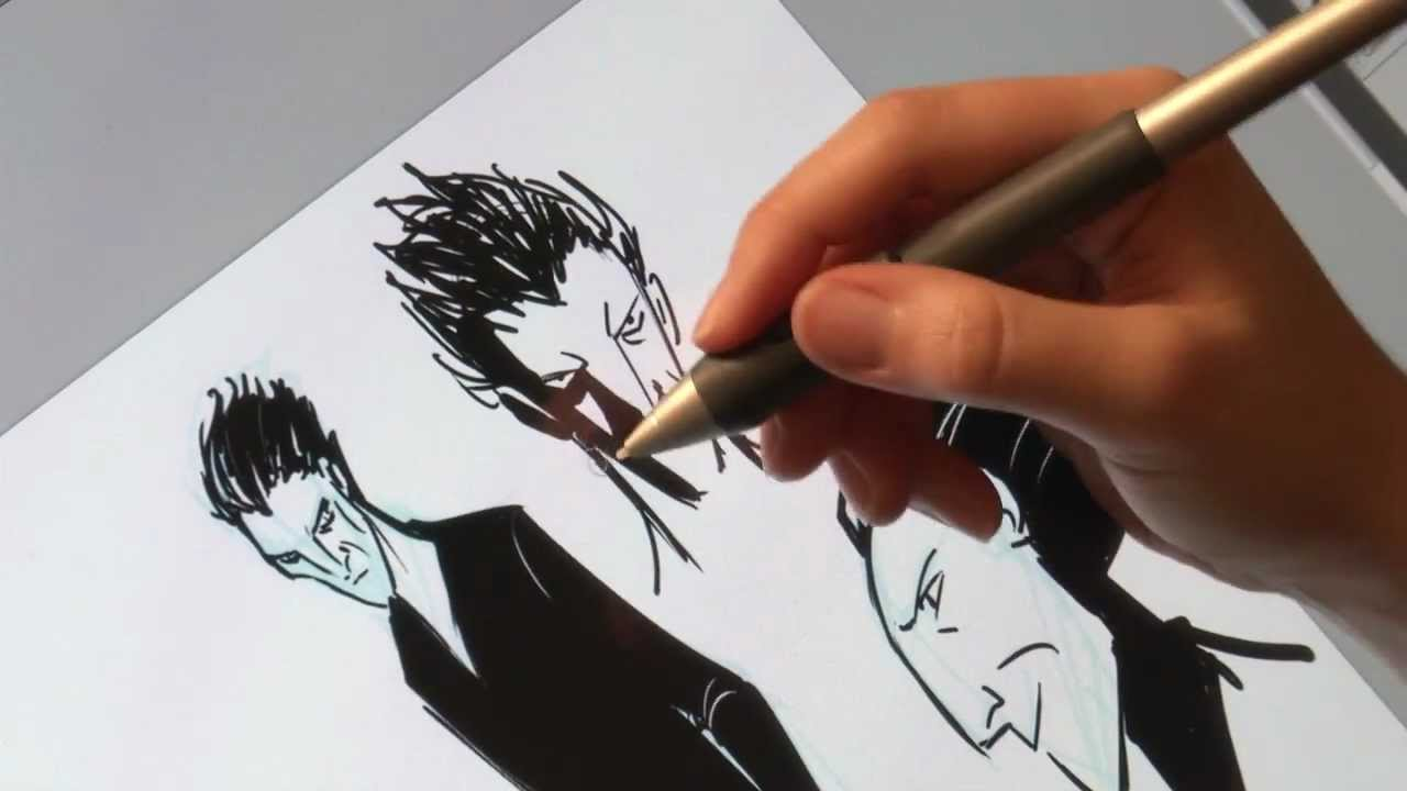 Rise Of The Guardians Drawing Tutorial Pitch Youtube