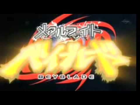 Beyblade Metal Fight Theme Song video
