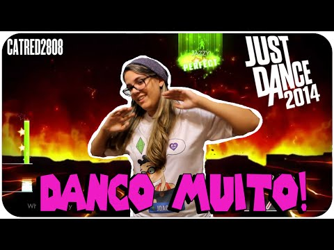 Just Dance 2014 - Eu DanÇo Muito! (rihanna - Where Have You Been) video