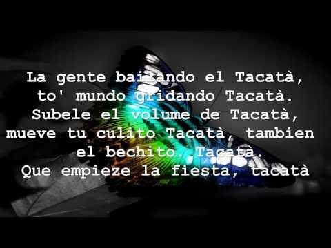 Tacabro - Takata [ HD Lyrics ]