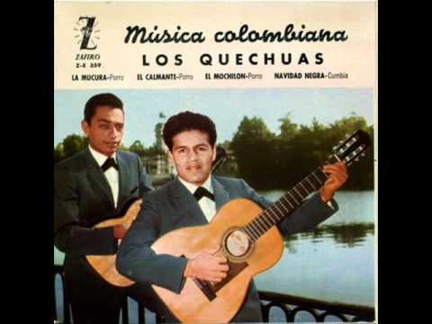 Trio Los Quechuas - Zulma - Colección Lujomar.wmv