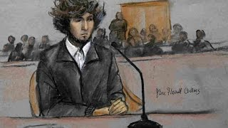 video Jury selection beings in the Boston Marathon bomber trial www.nbcnews.com/news/crime-courts/boston-bombing-trial-dzhokhar-tsarnaev-begins-jury-select...