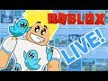 It's Saturday! Time to Play some fun Roblox Games with you Peeps! Gamer Chad