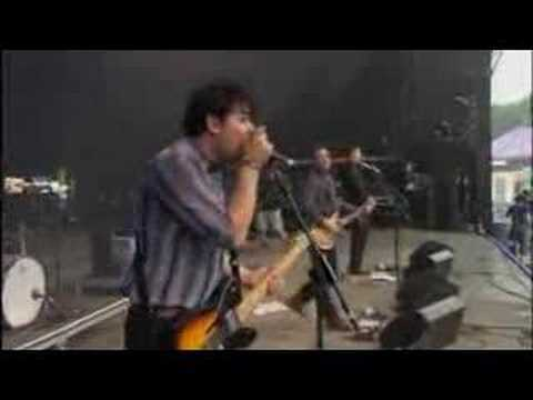 Futureheads - Decent Days and Nights (Glastonbury)