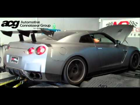 Switzer P800 Kit Nissan Gtr R35 Switzer P800