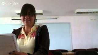 Creative writing class (English language learners): Poetry Reading