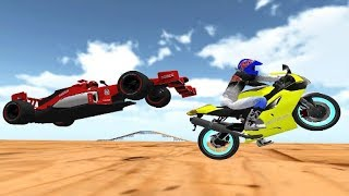 MOTORCYCLE DRIVING SIMULATOR GAME #Dirt Bike Racing Game #Bike Games 3D For Android #Games For Kids