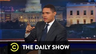 The Melania Trump Litmus Test: The Daily Show - Between the Scenes