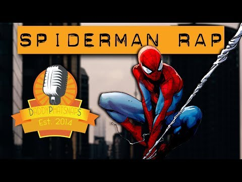Spiderman Rap Song - (PS4) E3 2017 Feat Bonecage ► Daddyphatsnaps