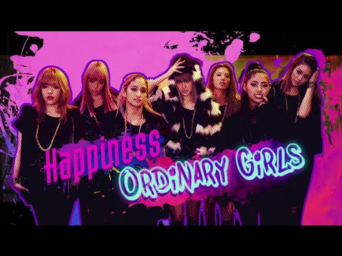 Happiness Ordinary Girls retronew