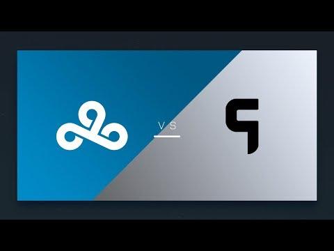 CS:GO - Cloud9 vs. Ghost Gaming [Overpass] Map 1 - NA Day 11 - ESL Pro League Season 7