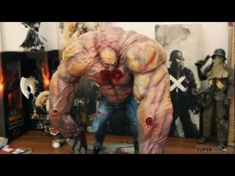 Left 4 Dead 2 Tank Statue Review