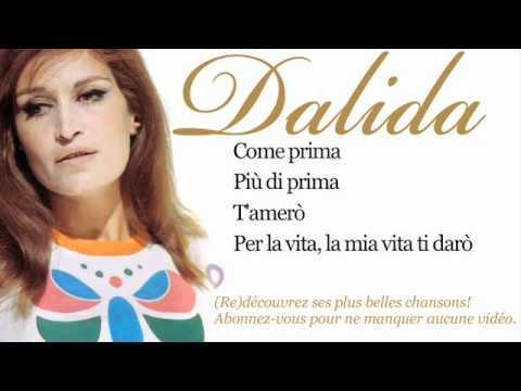 Dalida - Come prima - Paroles (Lyrics)