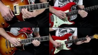 Naruto OST guitar cover - Homecoming