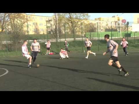 Piłka Nożna: Grad Bramek W Amatorskiej Lidze Piłki Nożnej - Tv Tetka Tczew HD