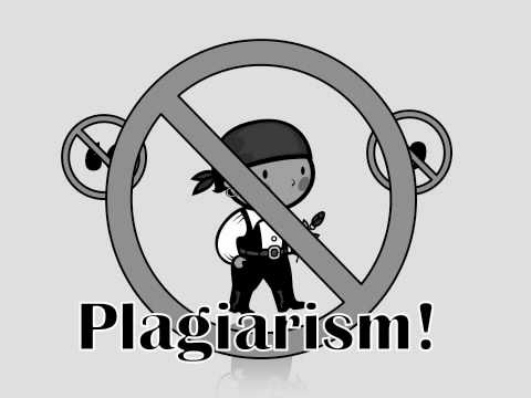 Own Your Education - Plagiarism