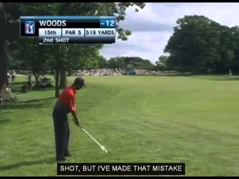 Tiger Woods 1997 Western Open