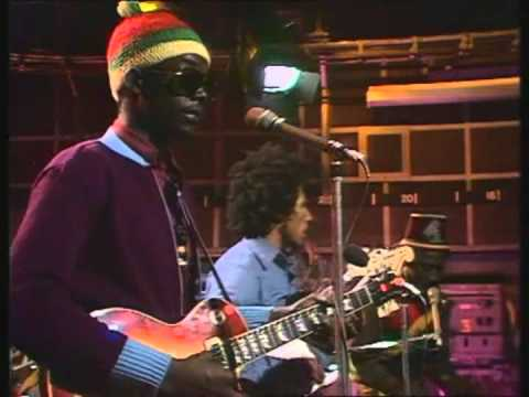 The Wailers - Stir it up Live